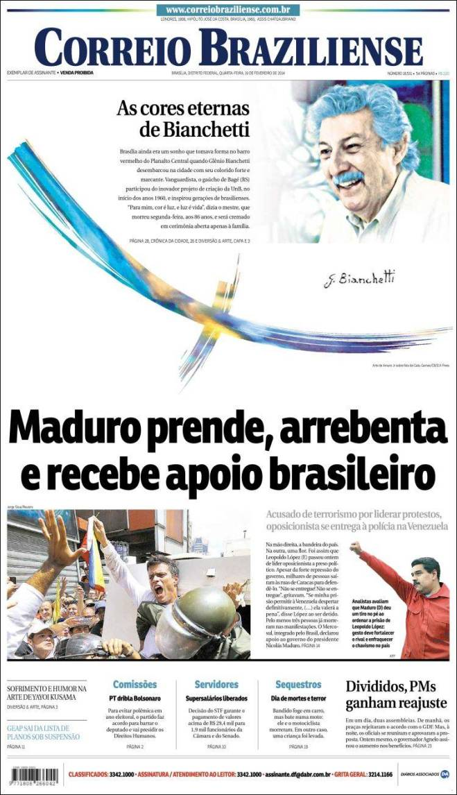 correio_braziliense. Lopez