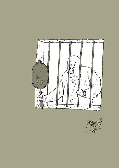 jornalista prisão