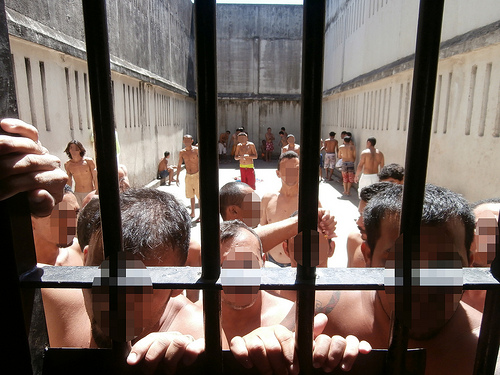 Presídio no Ceará. Foto CNJ