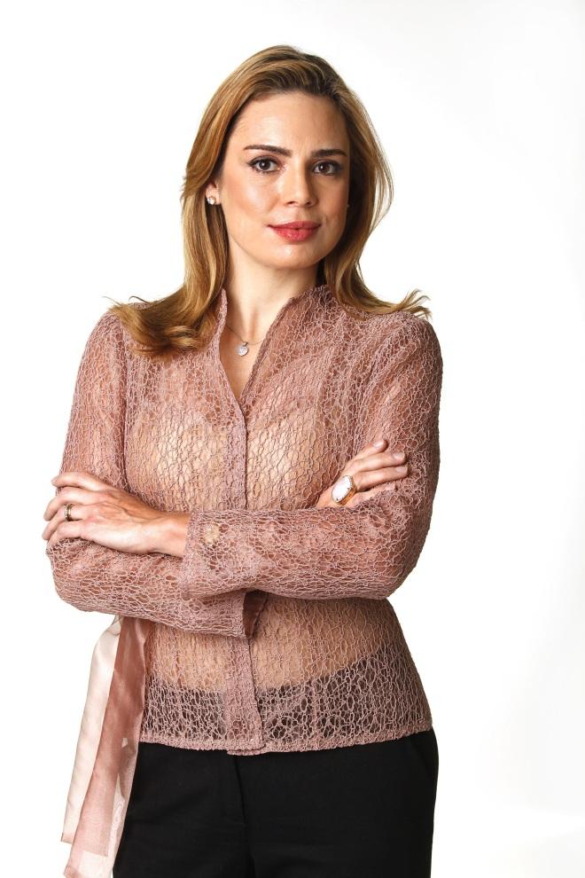 Rachel Sheherazade, âncora do SBT Brasil