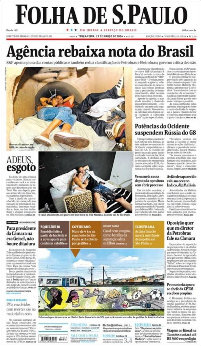A aposta do quanto pior para o Brasil, melhor para eles: os agiotas bancários e piratas de todas as bandeiras que roubam nossas riquezas.