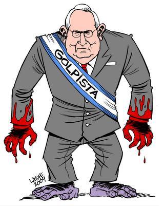 ditadura golpista