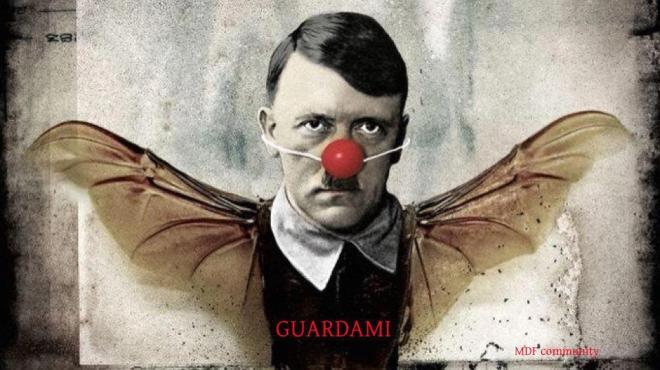 Hitler nazismo direita indignados