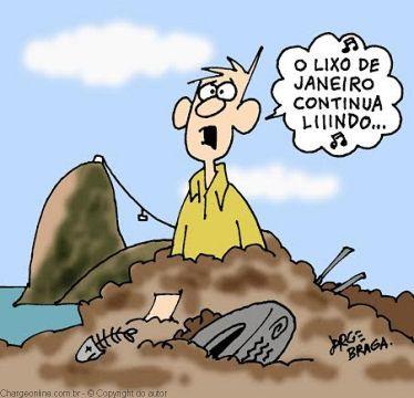 jb lixo gari rio