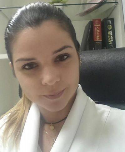 Médica-cirurgiã Eloisa Curvo
