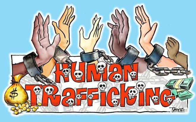 tráfico humano Tayo Fatunia