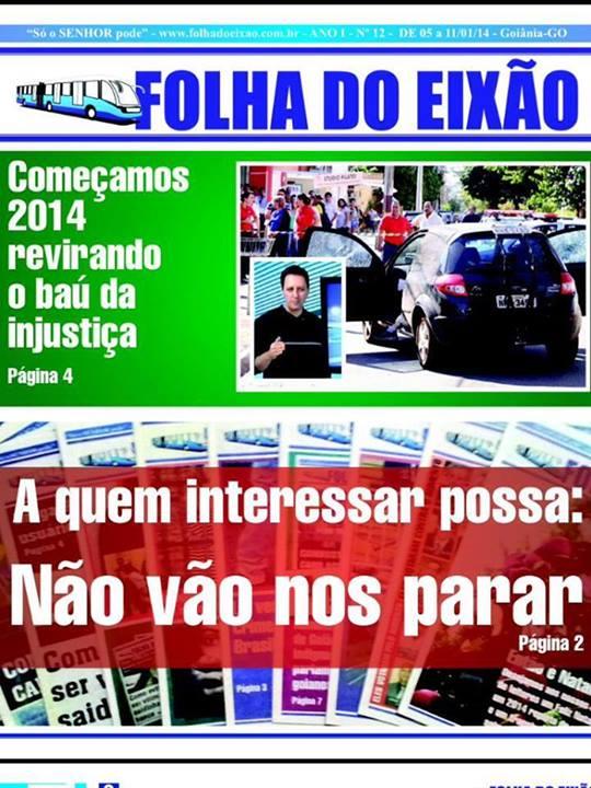 Jornal pede júri popular para a quadrilha que matou o jornalista Valério