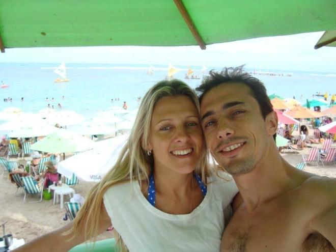 Graciele Uglini e Leandro Boldrini