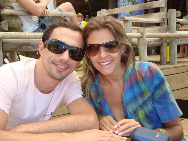 O pai, Leandro Boldrini, e a madrasta, Graciele Ugoline