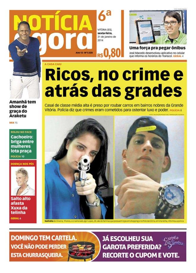 BRA_NOTA crime violência jovem classe média
