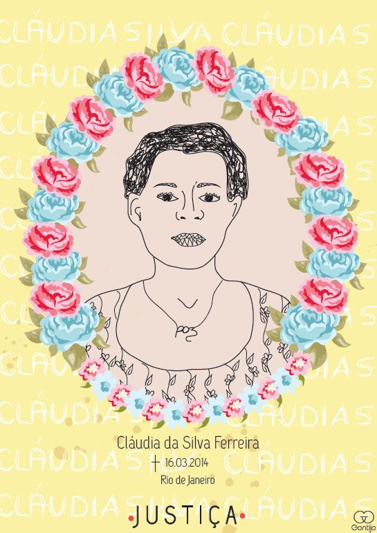 Desenho de GUSTAVO GONTIJO no blogue Olga