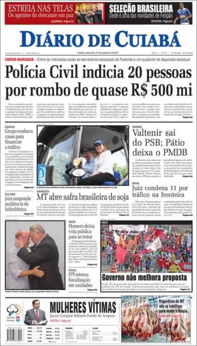 diario_cuiaba. corrupção cuiabá