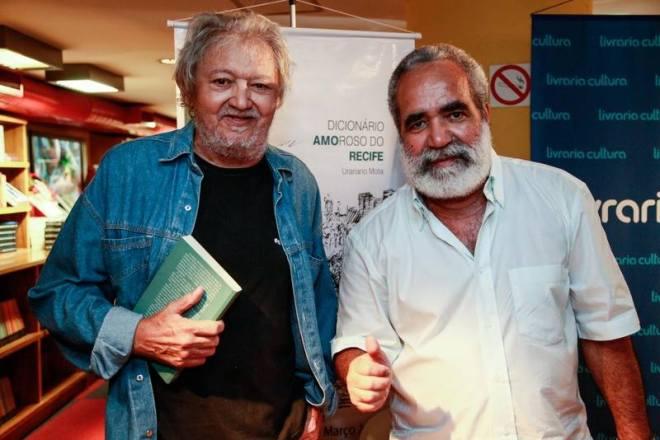 Leonardo Filho assina as ilustrações do Dicionário Amoroso