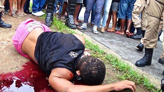 estudante atropelado
