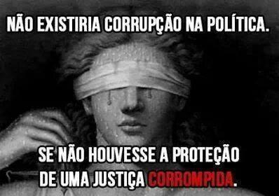 justiça corrupção