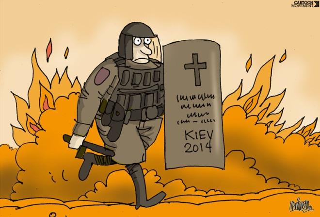 Kiev, por Alfredo Martirena