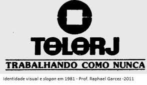 Telerj, nome roubado de uma estatal brasileira que não existe mais. Que agora trabalha para fazer dinheiro