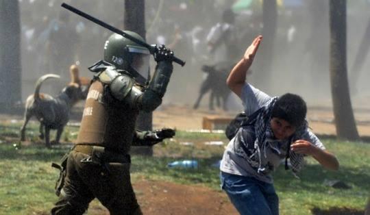 polícia Chile