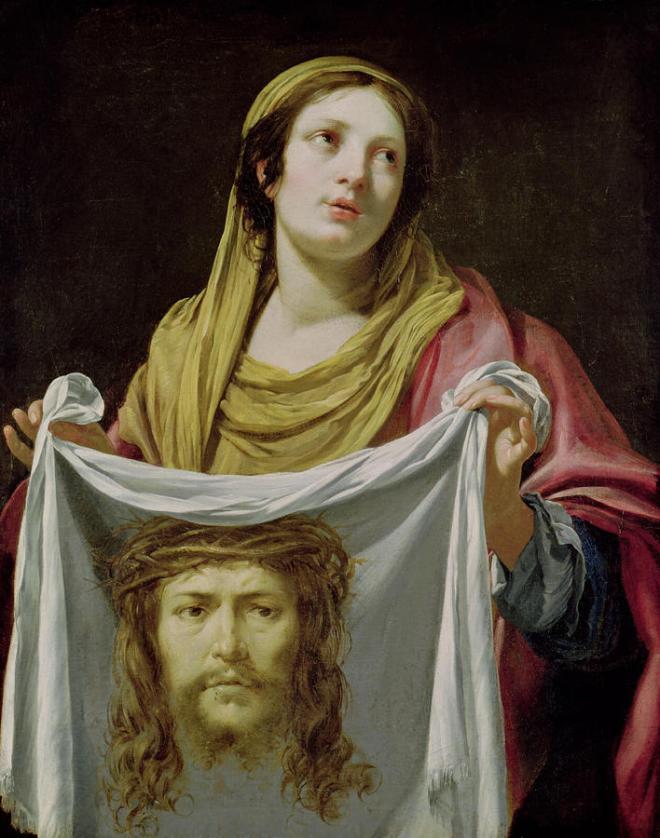 Verônica, por Simon Vouet