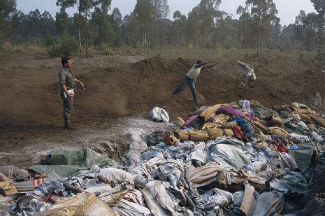 Vala comum em Ruanda
