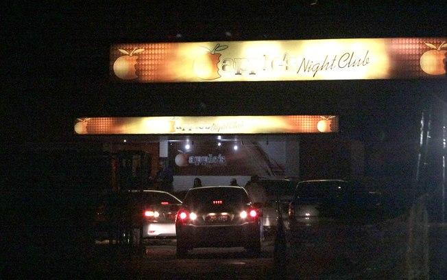 Aplee's Night Club, casa noturna localizada no setro de indústrias e setor de hotéis em Brasília. Foto Alan Sampaio: IG