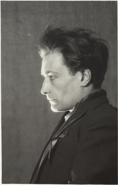 Artaud by Man Ray