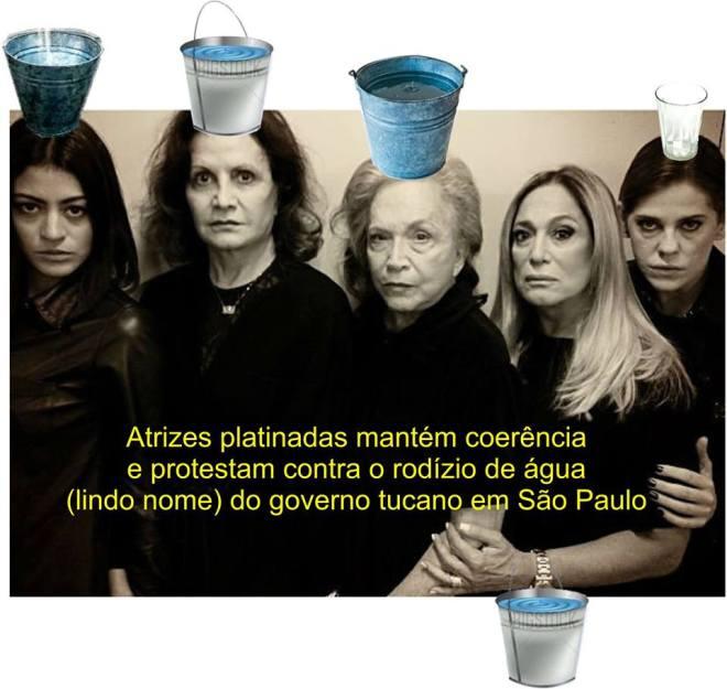 atrizes_latadágua água