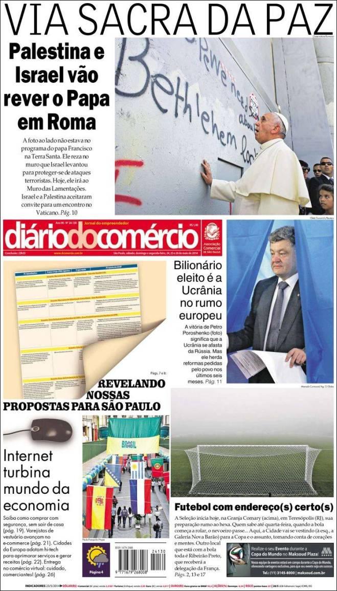 br_diario_comercio. papa muro