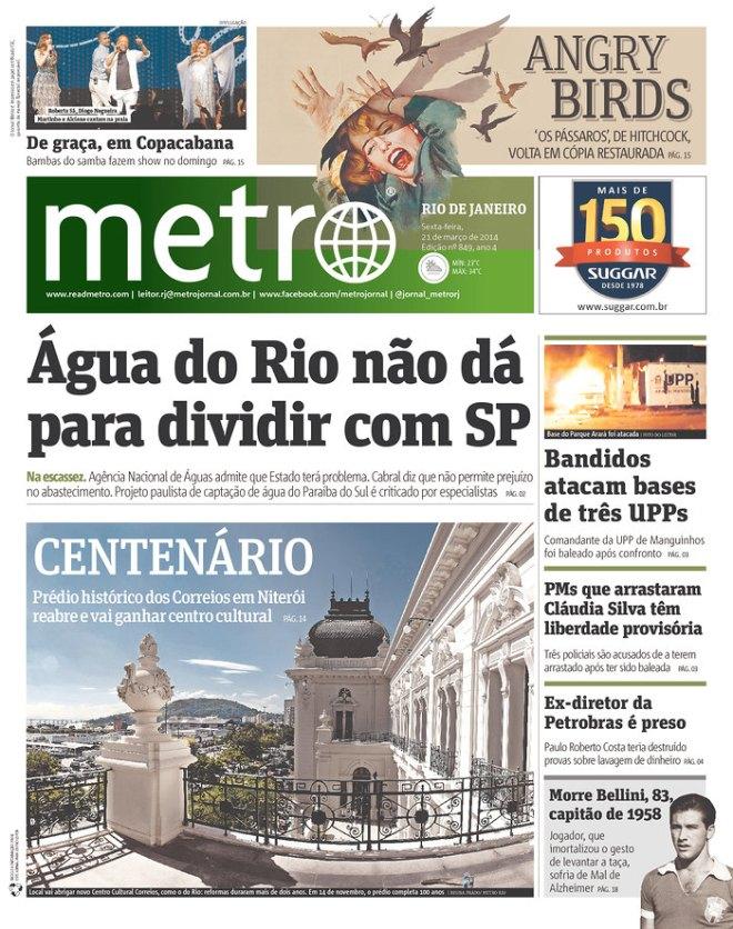 BRA^RJ_MET água São Paulo