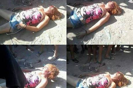 Fabiana morta