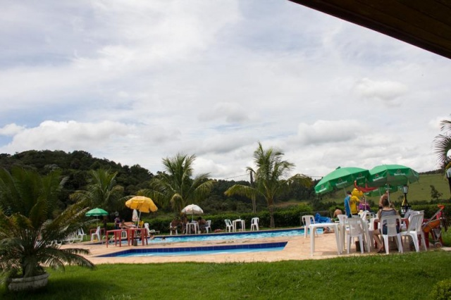 O hotel em Jarinu (SP)