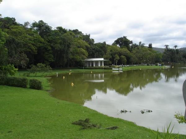 MP pede tombamento do parque de São Lourenço, que tem diferentes águas minerais e construções da década de 1930, mas para grupo de moradores, medida é insuficiente para a preservação dos recursos hídricos (Foto- Marina Almeida)