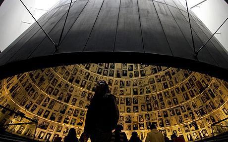 MIDEAST ISRAEL INTERNATIONAL HOLOCAUST REMEMBRANCE DAY