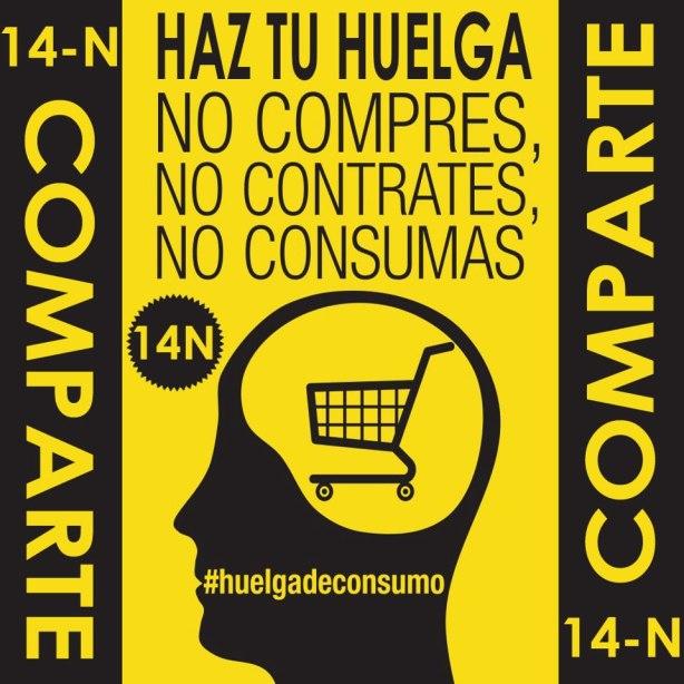greve geral consumo