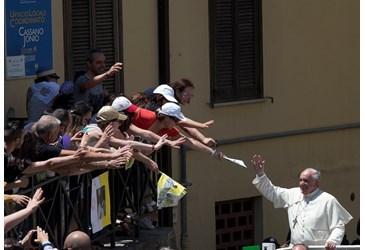 Il Papa in Calabria