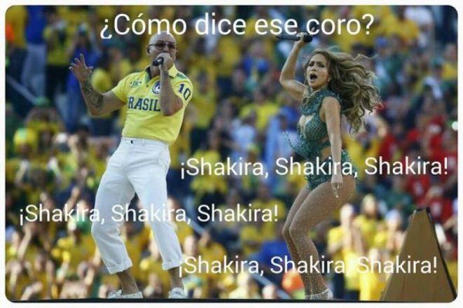 memes12 Shakira