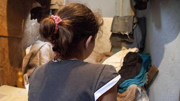 Poliana, 14, is one of hundreds of children exploited by sex traffickers in the huge construction boom around the 2014 FIFA World Cup in Brazil. Picture: Jota Roxo Source: Supplied