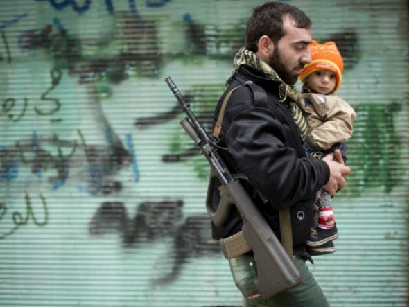 Esta foto pode ser na Síria, Palestina, Iraque, Paquistão, Ucrânia, em qualquer parte do mundo em guerra