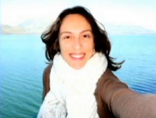 Fernanda Kfoury, jornalista da TV Globo