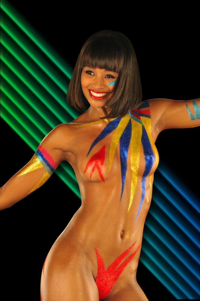 O que a mulata tem para oferecer no Globeleza e nas escolas de samba?