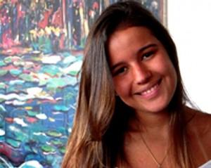 Mariana Noleto, uma linda e inocente menina que teve a vida destruída