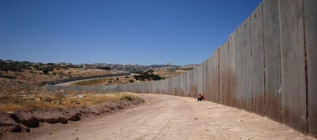 O muro das lamentações palestinas