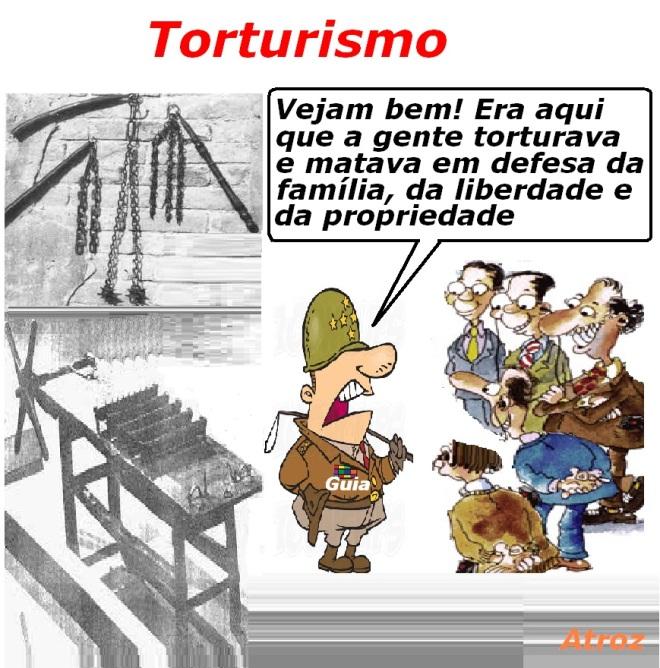 Turismo em centro de tortura