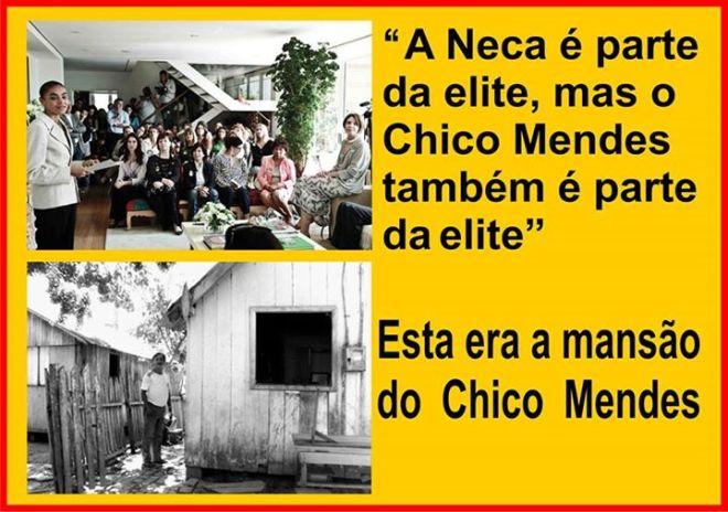 Chico Mendes, Marina, Neca