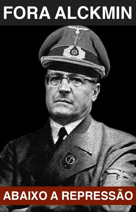 Comandante da polícia de São Paulo