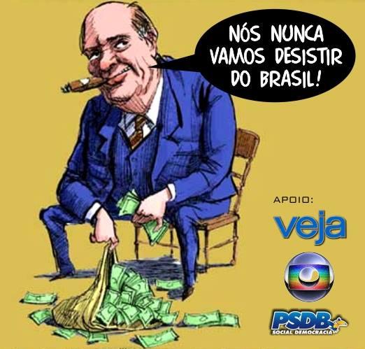 desistir Brasil Eduardo