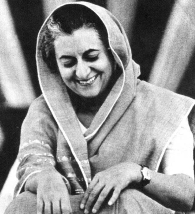 Indira Ganhdi