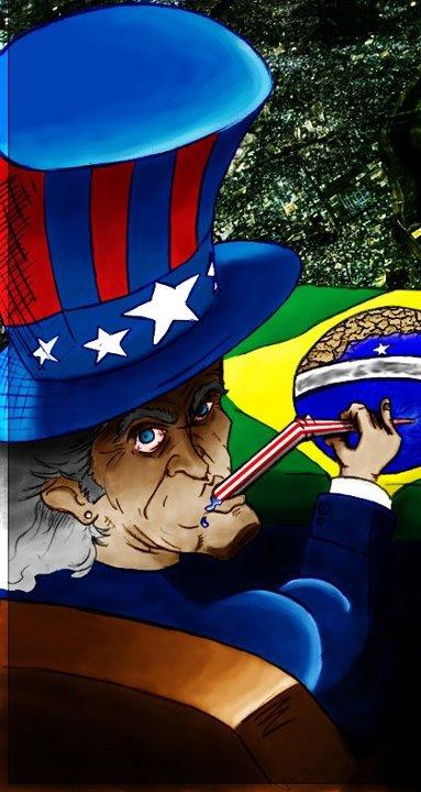 tio sam brasil bandeira