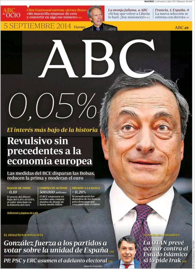 abc. economia europa deflação