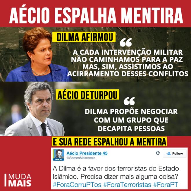 Aécio ONU Aécio já está fazendo campanha para Marina. Ele, FHC, Alckmin, Serra.